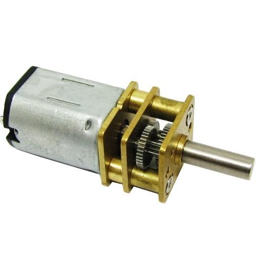 موتور گیربکس 6 ولت 300 دور مینی ZGA14