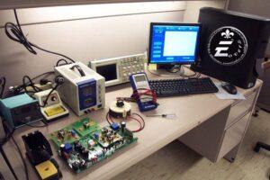 ابزار الکترونیک و تجهیزات کارگاه الکترونیک
