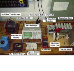 نمونه میز کار الکترونیک
